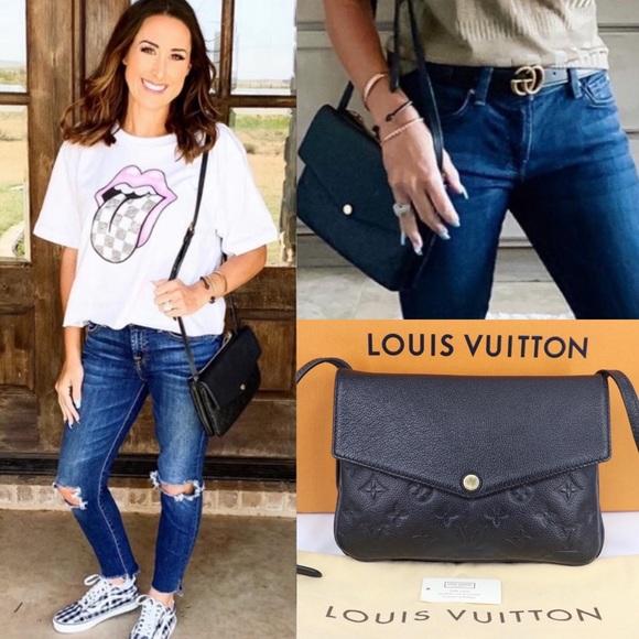 💎✨100% Leather ✨💎Louis Vuitton Crossbody